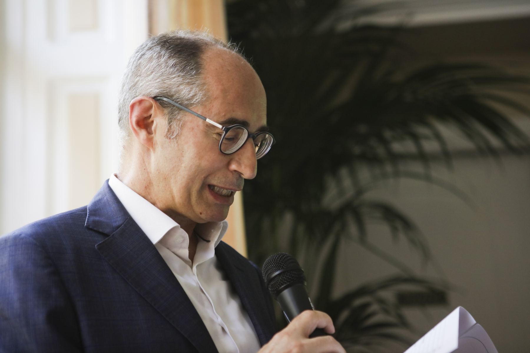 Giancarlo Patti: Presidente Commissione Fiscale
