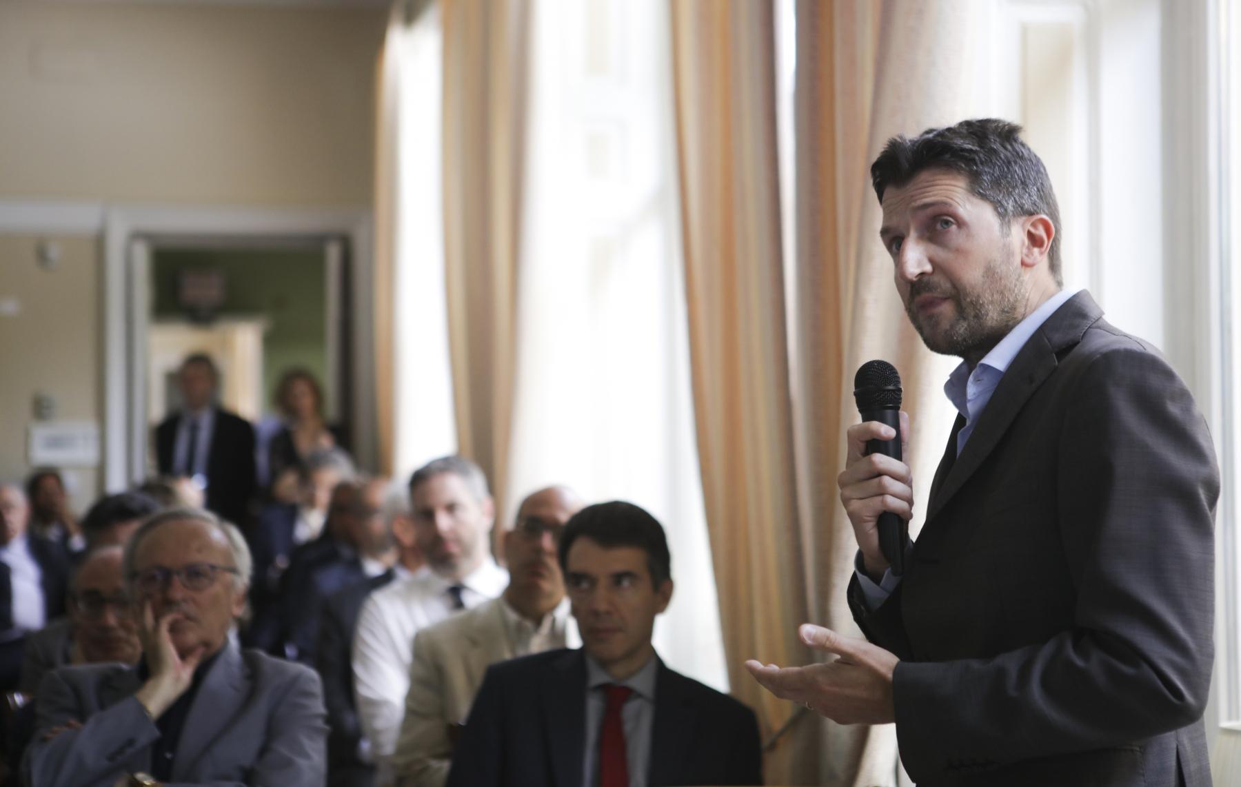 Roberto Aquilini: Presidente Commissione Gas Advocacy