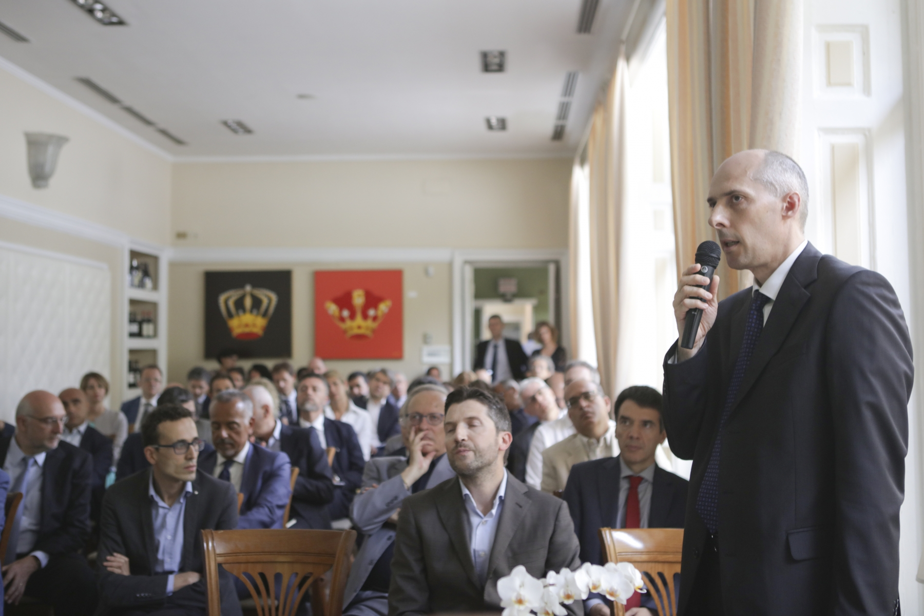 Paolo Rocchi: Presidente Commissione Nuove Tecnologie per il Gas Naturale