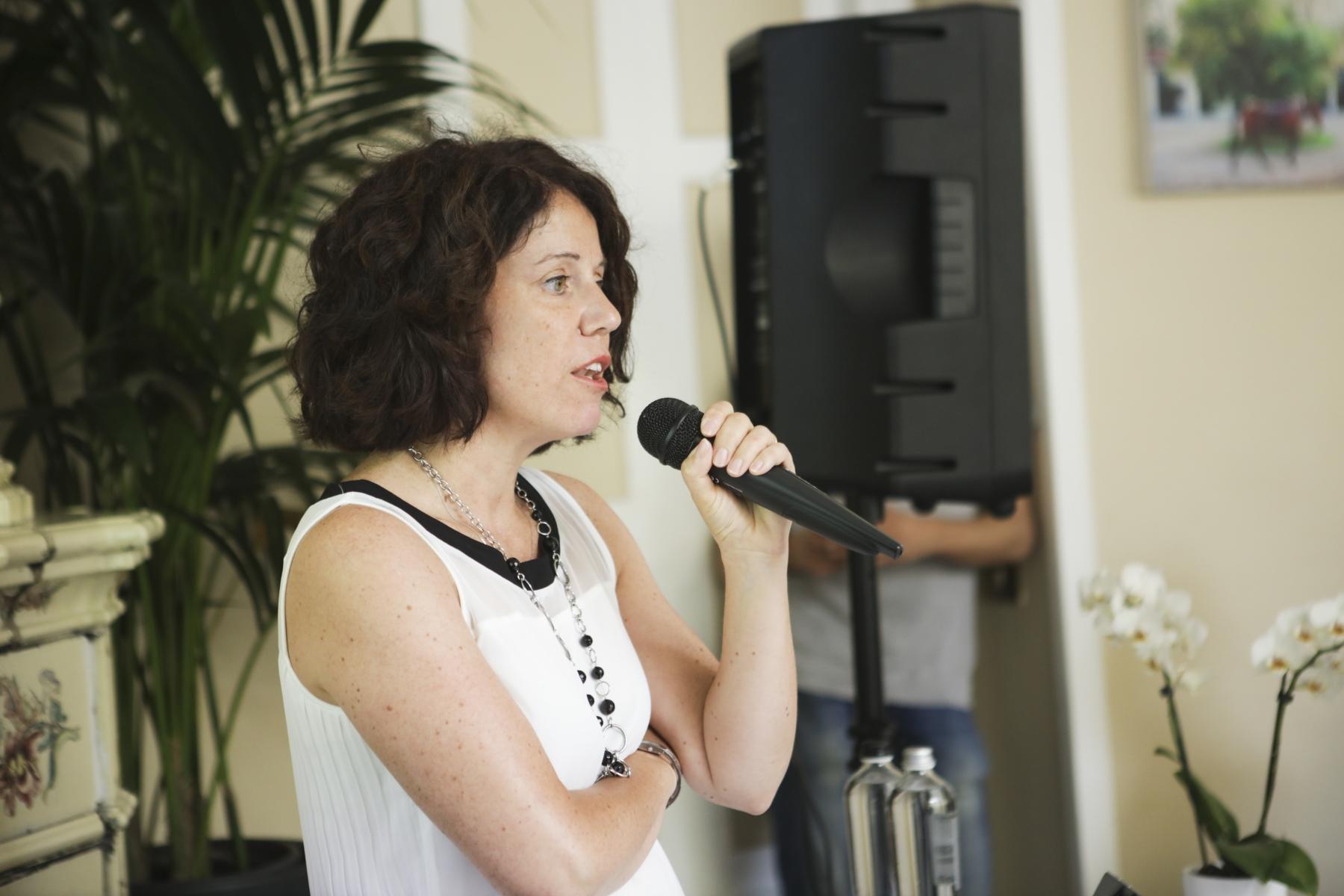 Daniela Gazzola: Presidente Commissione Analisi Legislativa e Legale