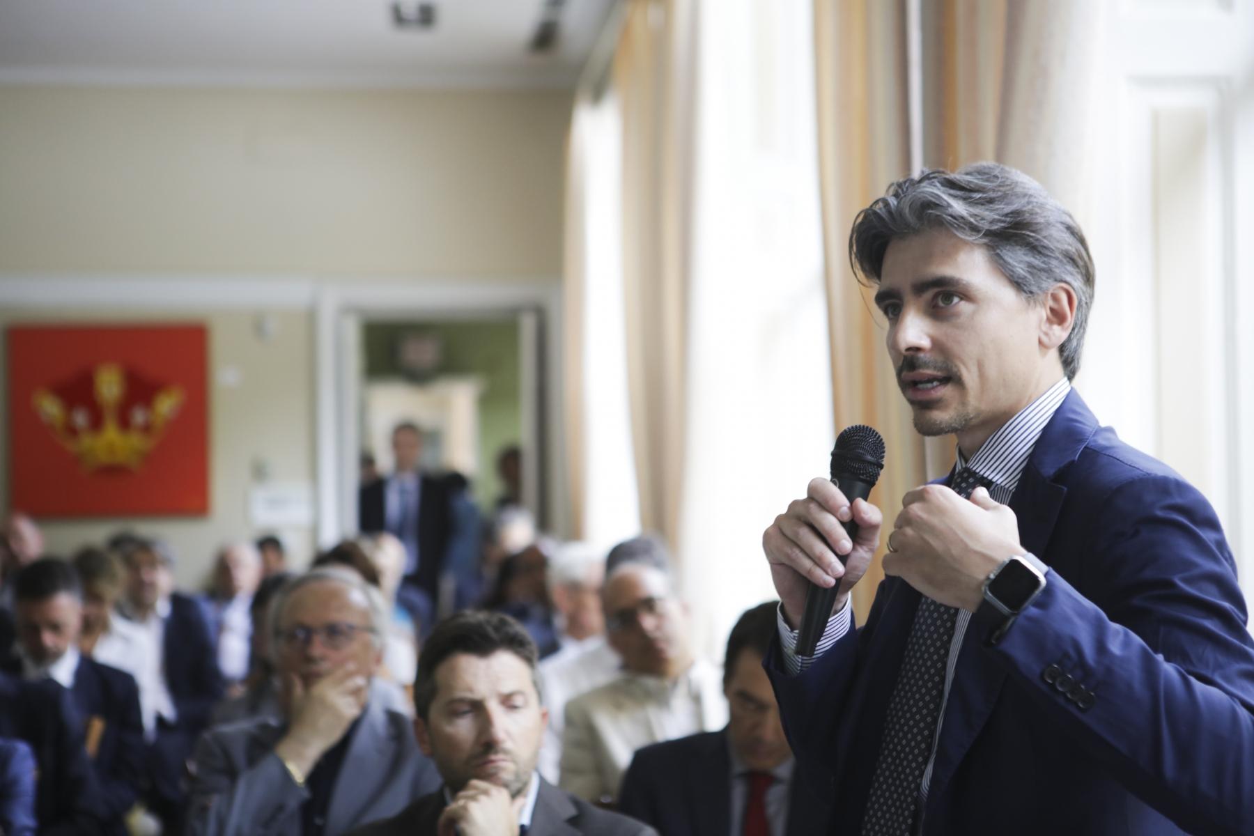 Ruggero Bimbatti: Presidente Commissione Concessioni Gas