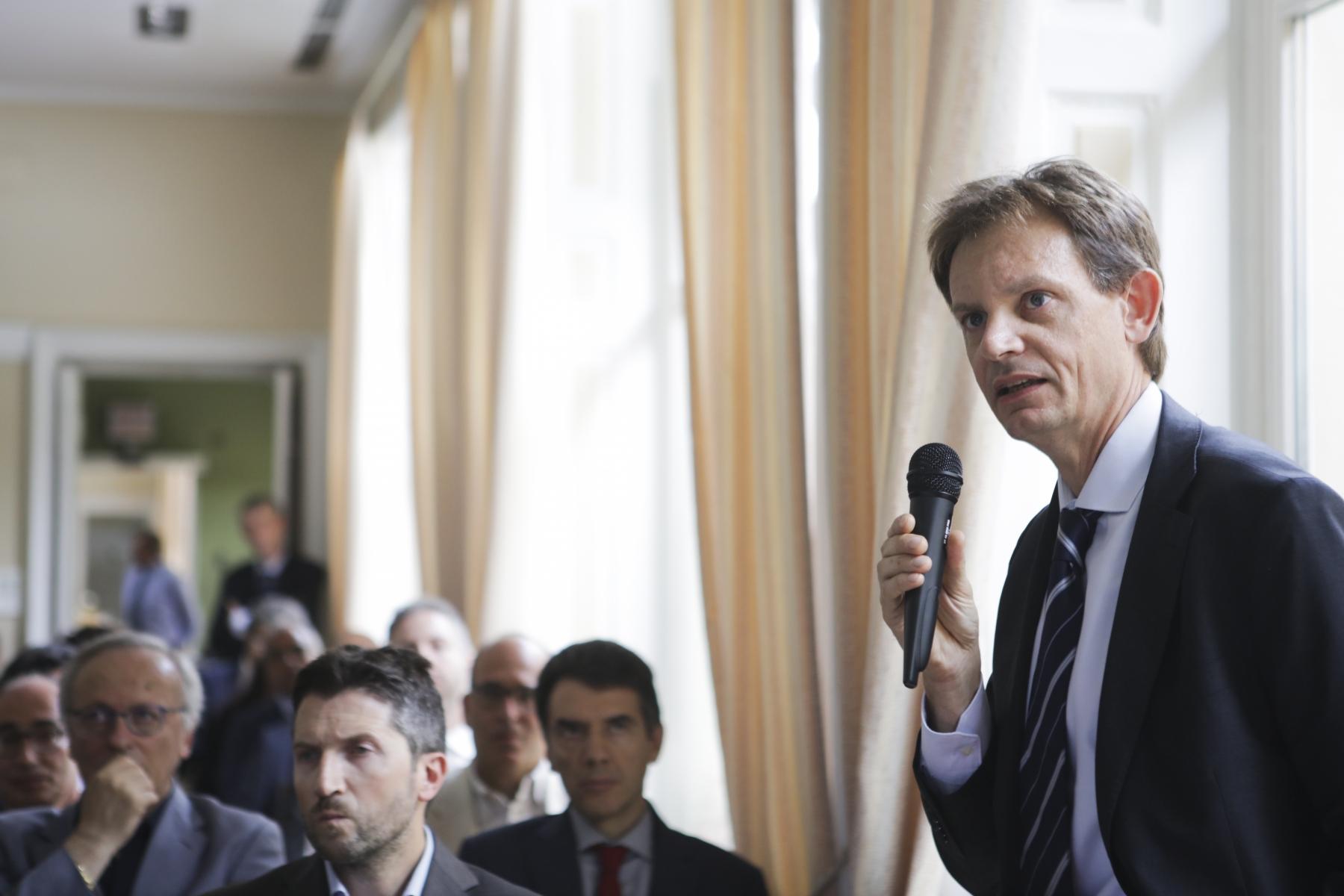 Marco Sacco: Presidente Commissione Efficienza Energetica