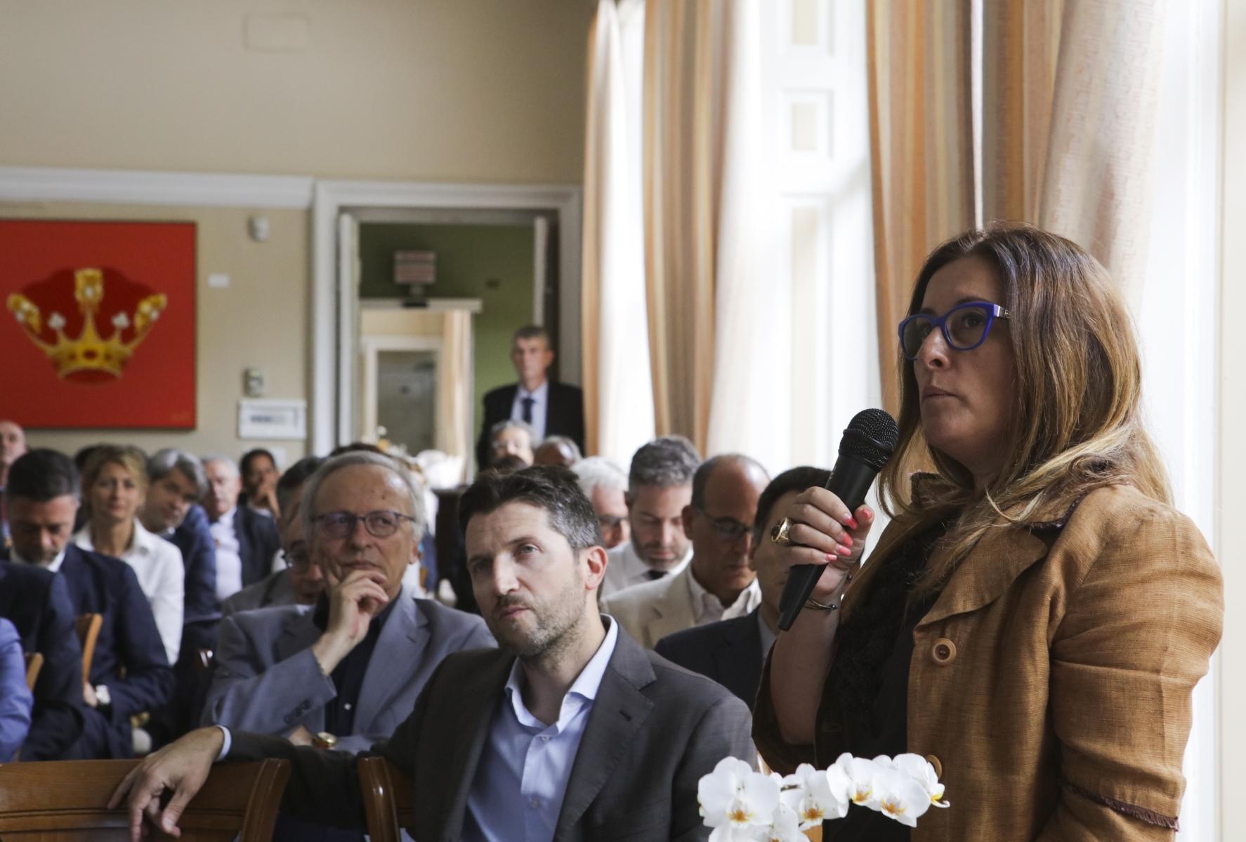 Simona Franci: Presidente Commissione Unbundling Funzionale e Contabile