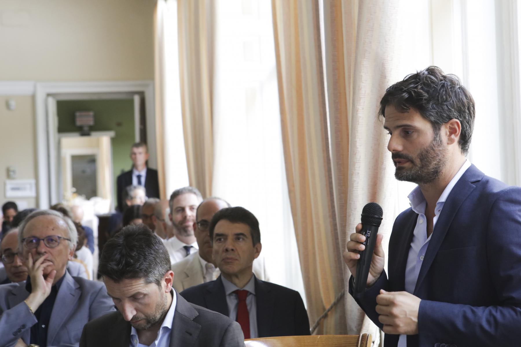Sandro Lacidogna: Presidente Commissione Rapporti tra Gestori della Distribuzione e Utenti