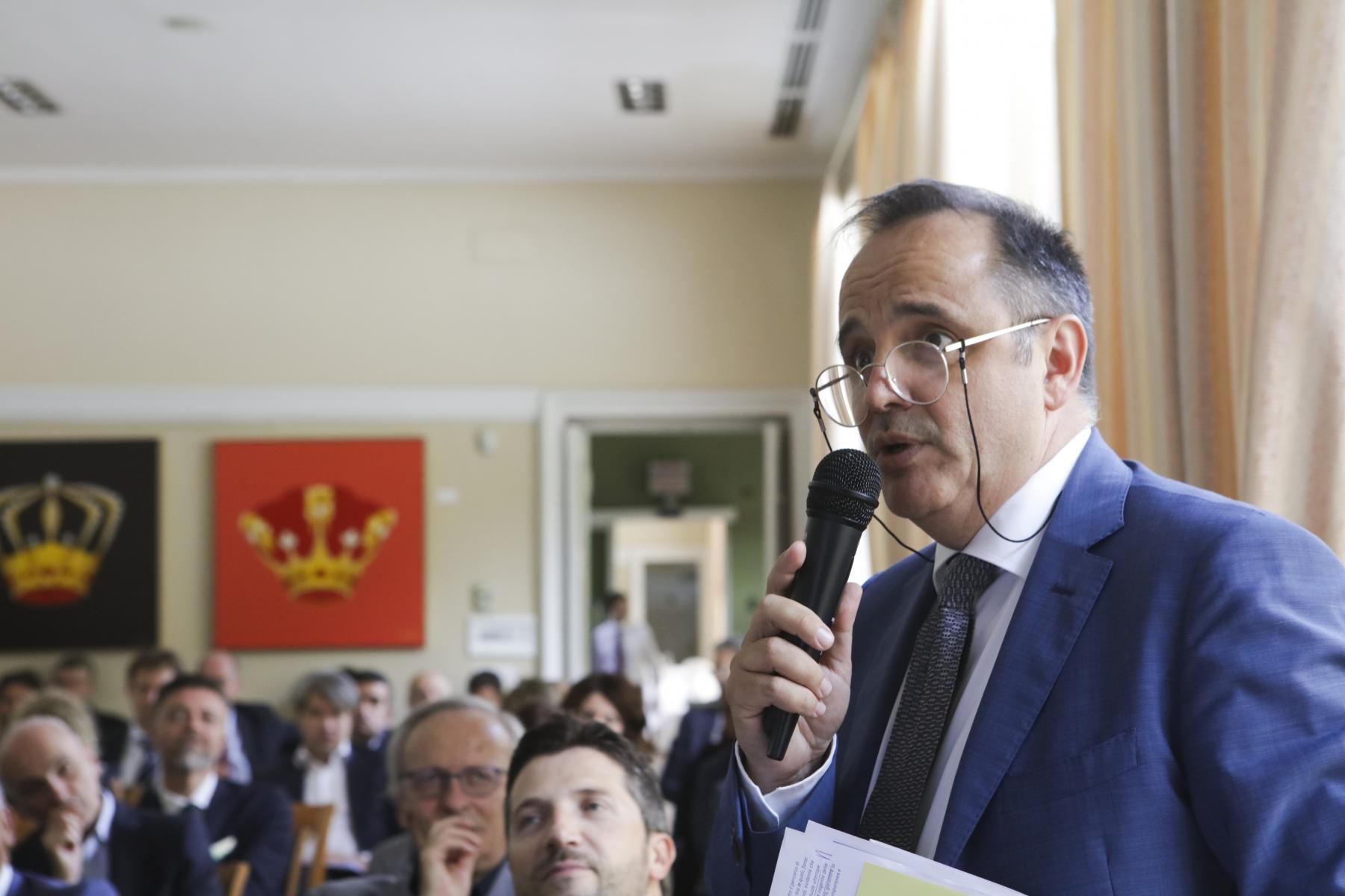 Michele Pizzolato: Presidente Commissione Sviluppo della Concorrenza e Apertura del Mercato in relazione al Fine Tutela