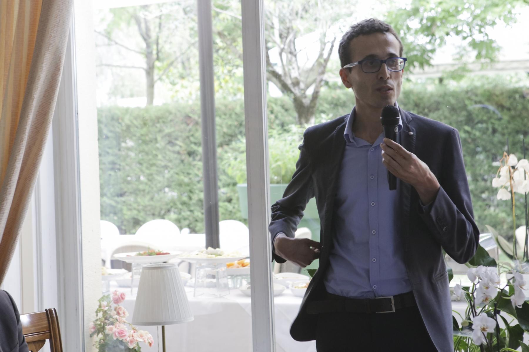 Edoardo Settimio: Presidente Commissione Qualità della Vendita e Rapporti con i Consumatori