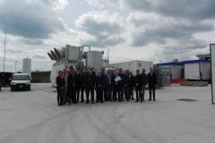 Visita all'impianto P2G di Troia (FG) - Aprile 2019