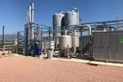 Visita all'impianto di Biogas Asja -  Foligno - Settembre 2019
