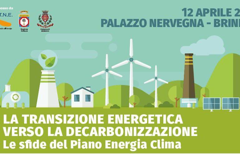 La transizione energetica verso la decarbonizzazione