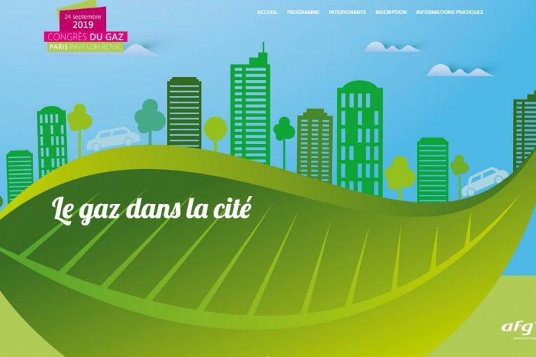 Congrès du Gaz – Le gaz dans la Cité