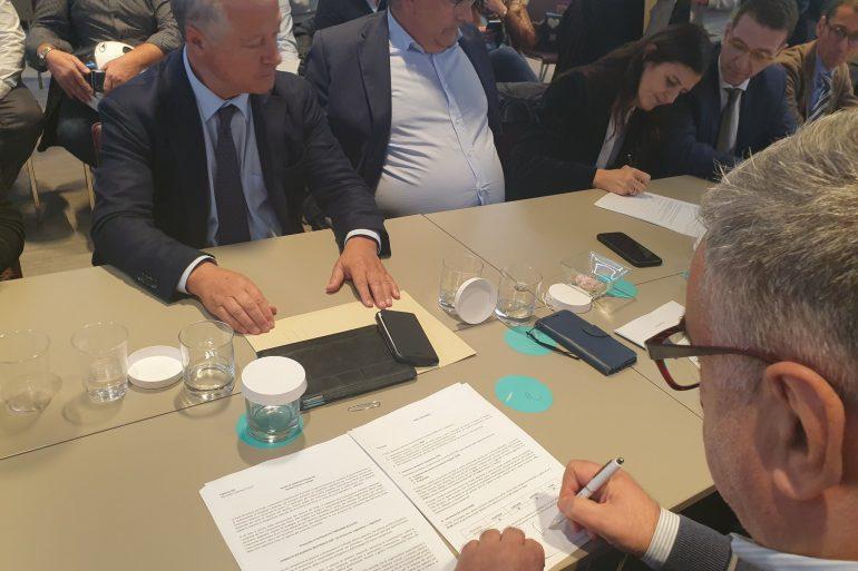 Contratto Gas-Acqua, siglata ieri sera l'ipotesi di accordo