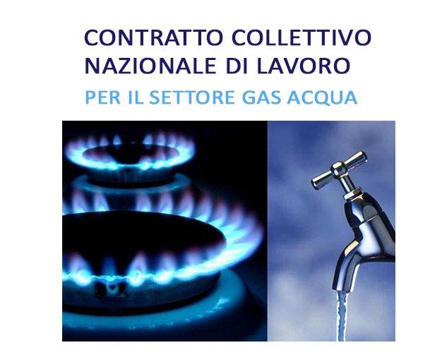 CCNL Gas-Acqua: al via la trattativa per il rinnovo