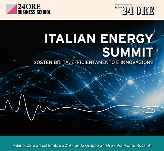 19° Italian Energy Summit