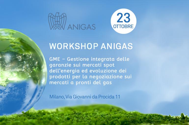 WORKSHOP | GME – Gestione integrata delle garanzie e iniziative a supporto della liquidità del MGAS
