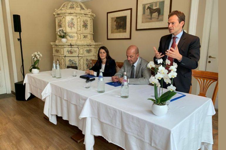 Cristian Signoretto nuovo Presidente Anigas