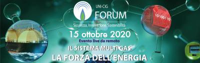 FORUM UNI-CIG 2020 – La terza giornata