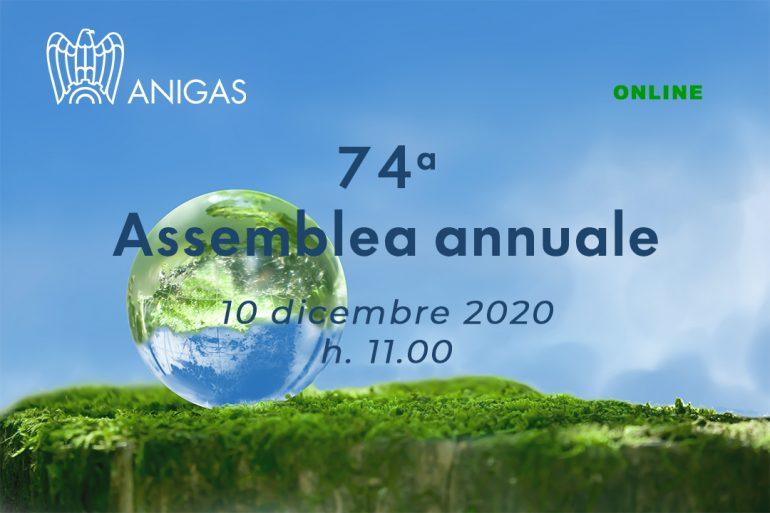 74^ Assemblea Annuale di Anigas