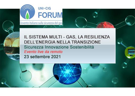 """FORUM UNI-CIG: """"Dallo Smart Meter alla Cyber Security: Il ruolo decisivo delle nuove tecnologie"""""""