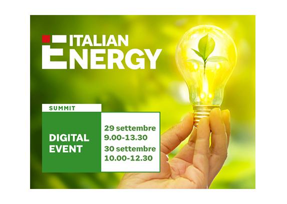 ITALIAN ENERGY SUMMIT – digital event