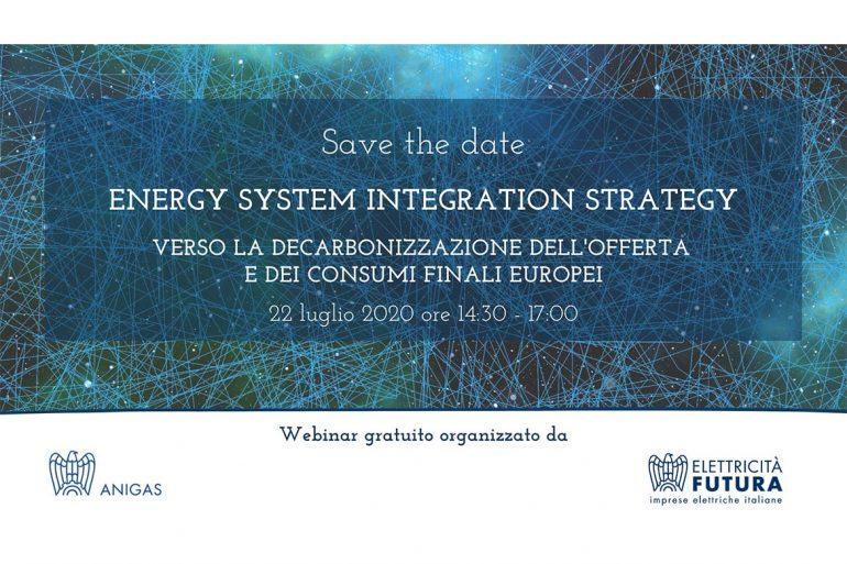 Energy system integration strategy. Verso la decarbonizzazione dell'offerta e dei consumi finali europei.