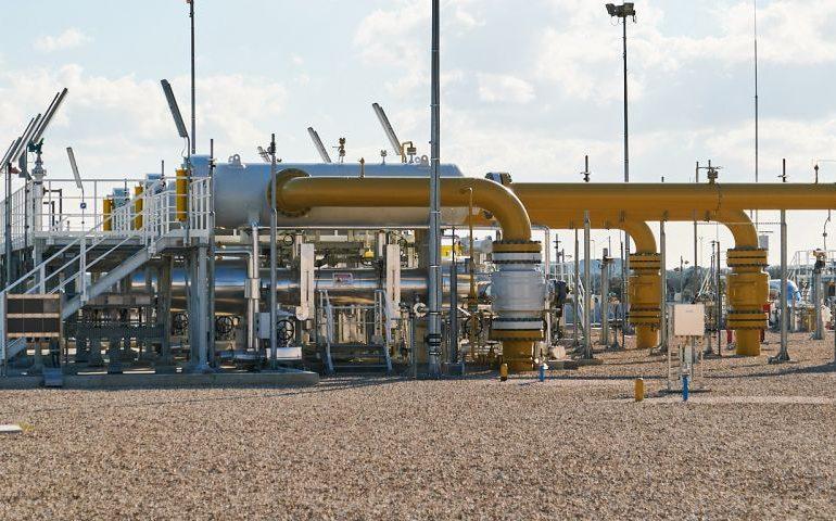 TAP avvia la gara d'acquisto di gas per le attività operative